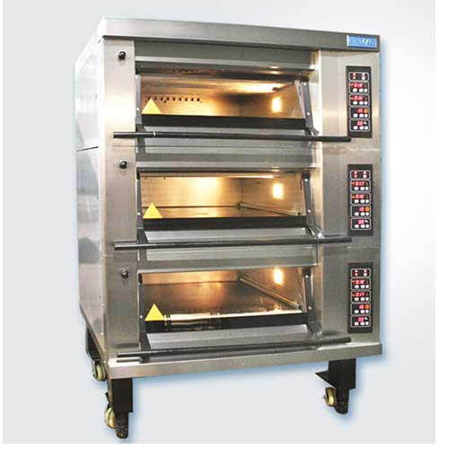 Gas Deck Oven Mb8 Series Mb 823