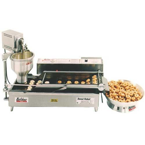 Belshaw-Adamatic-DONUT-ROBOT-Automatic-Fryers-Mark-II-GP