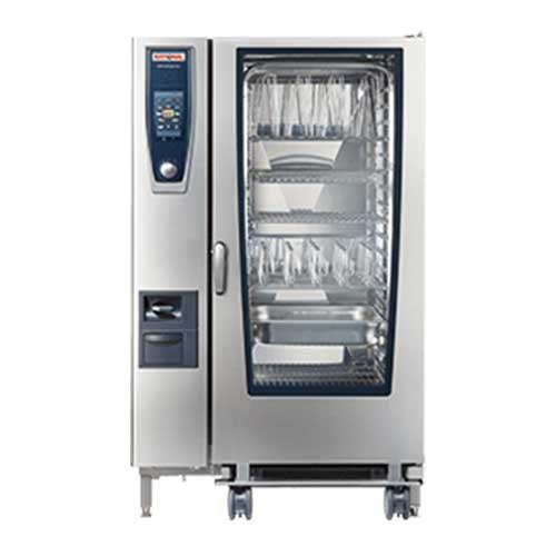 SelfCooking Center – SCC Model 202