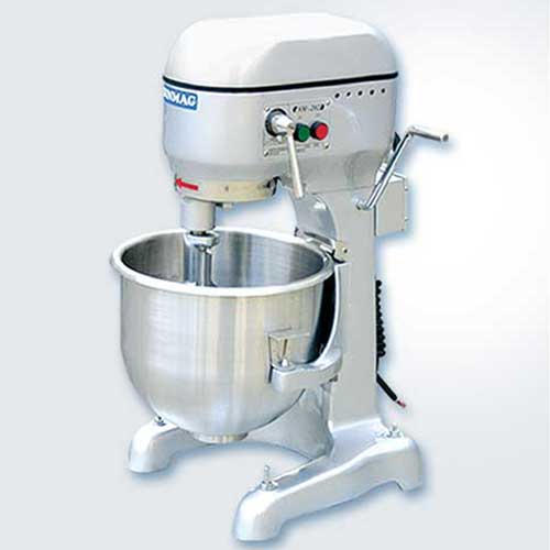 Sinmag Planetary Mixer – Belt Drive Series SM-201