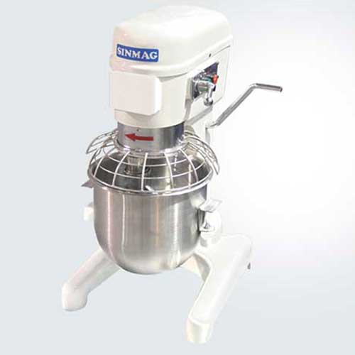 Sinmag Planetary Mixer – Clutch System SM-100C