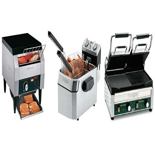 Waring-Hatco-Fryers-Toasters-Grillers